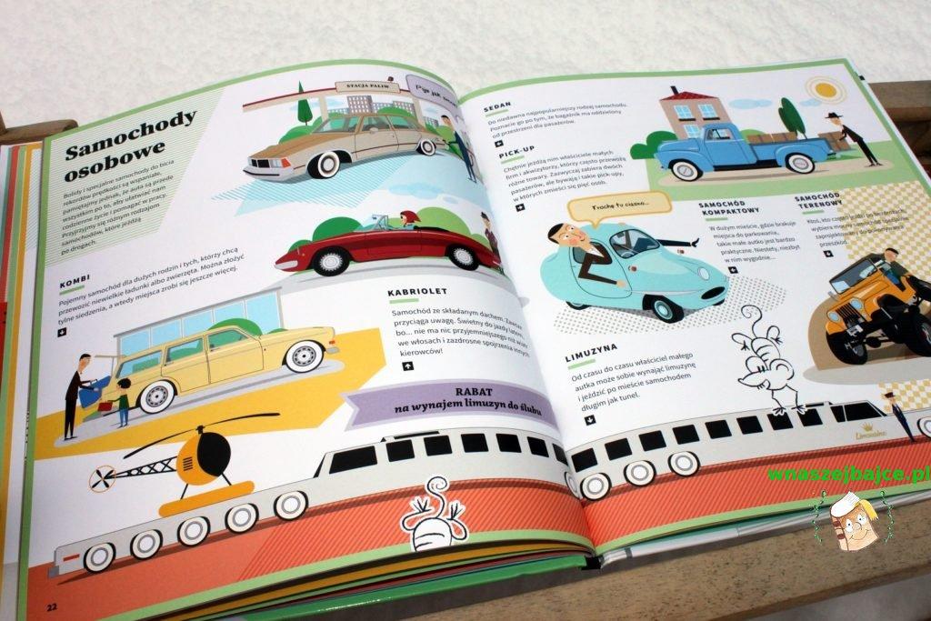 Najlepsze Książki O Pojazdach Od Niemowlaka Do Uczniaka