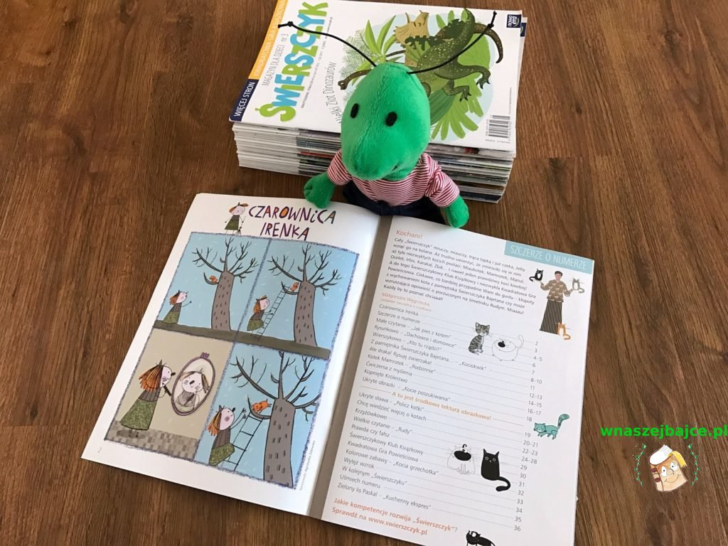 czasopismo dla dzieci