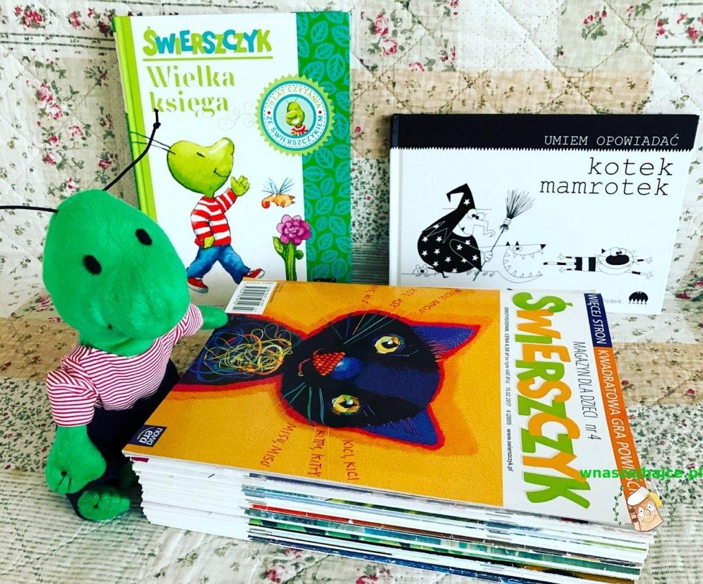 czasopismo dla dzieci Świerszczyk