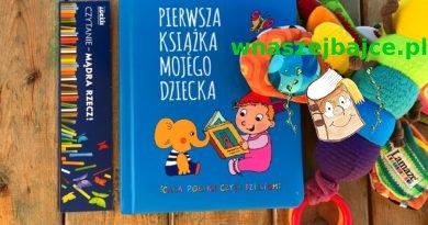 """""""Pierwsza książka mojego dziecka""""  –  CAŁA POLSKA CZYTA DZIECIOM"""
