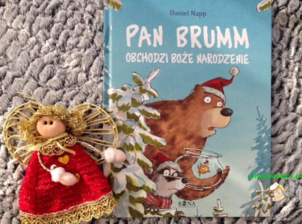 Pan Brumm obchodzi Boże Narodzenie