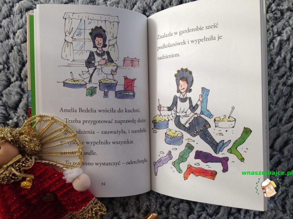 Amelia Bedelia i Boże Narodzenie