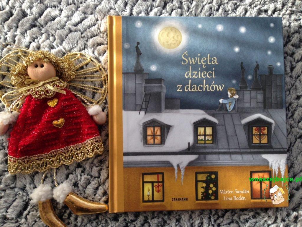 Święta dzieci z dachów