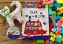 """""""Cat in the book. Elementarz języka angielskiego z płytą CD"""" – CENTRUM EDUKACJI DZIECIĘCEJ"""