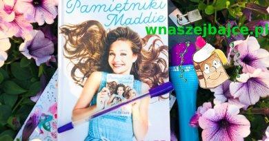 """""""Pamiętniki Maddie"""" – Wydawnictwo WILGA"""