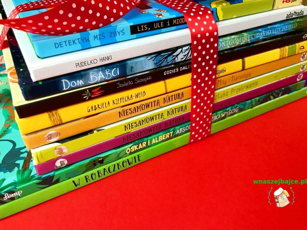 10 książek dla przedszkolaka
