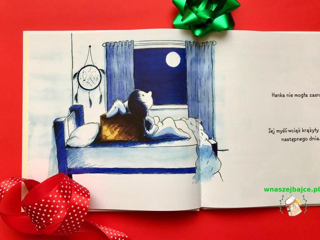 książka dla przedszkolaka Pudełko Hanki