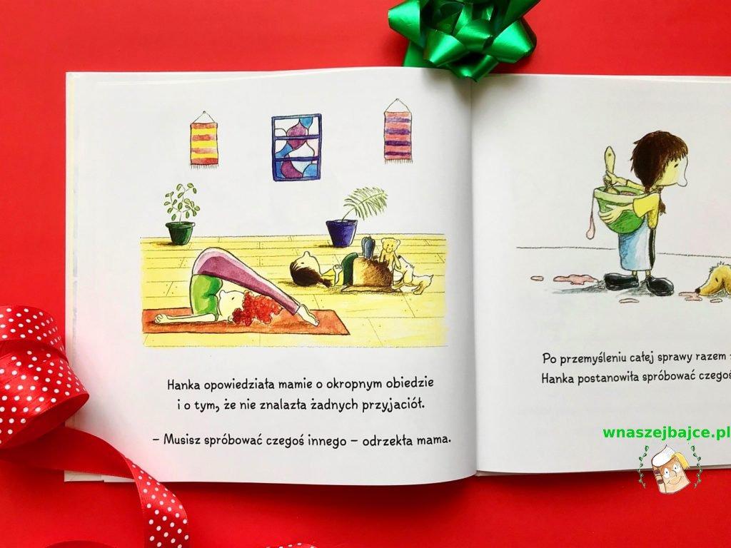 książka Pudełko Hanki
