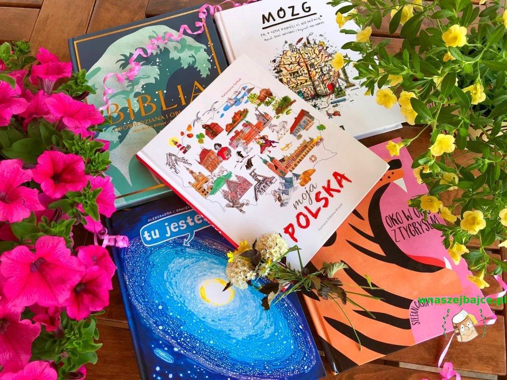 5 pięknych i wartościowych książek dla dzieci od lat 7