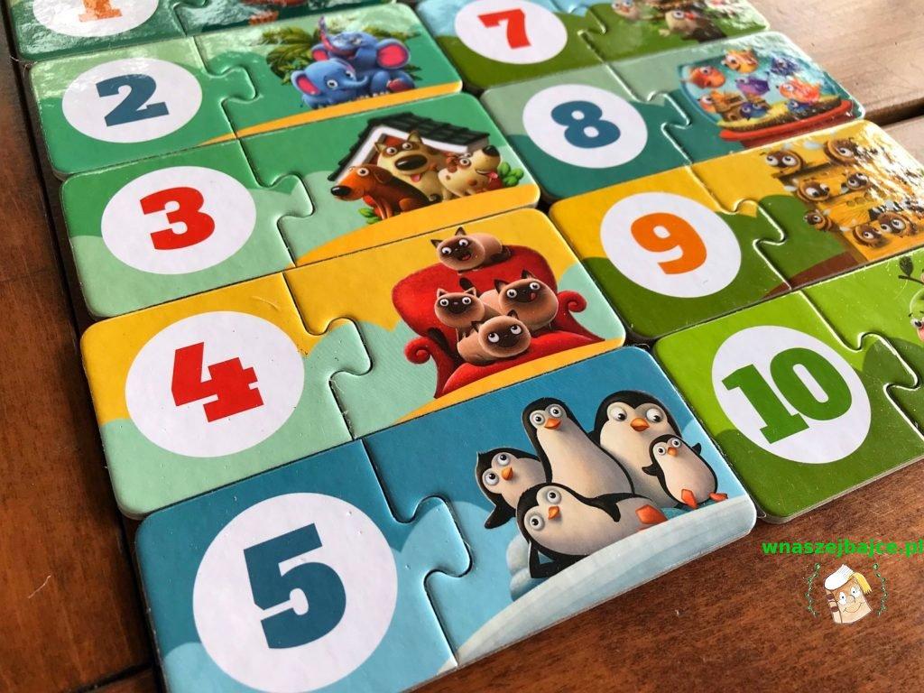 Puzzle duo Puzzlika – MOI PRZYJACIELE