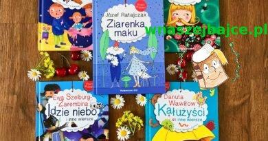"""Seria """"Poeci dzieciom"""" – 5 tomów – Wydawnictwo IBIS"""