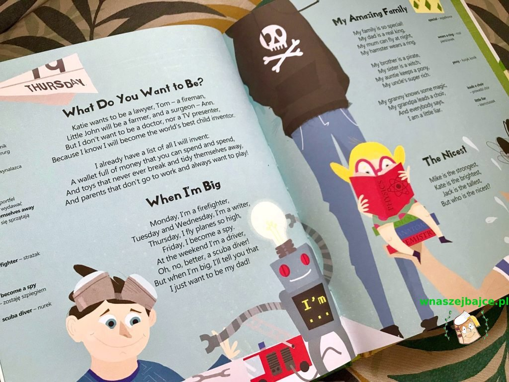 Angielski Dla Dzieci Rymowanki I Wierszyki Książka