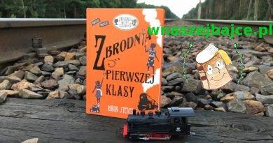 """""""Zbrodnia pierwszej klasy"""" – Wydawnictwo DWUKROPEK"""
