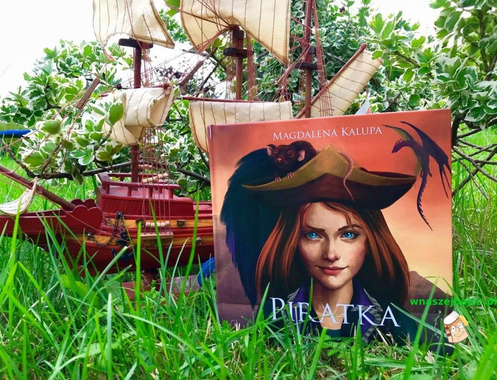 piratka książka dla dzieci