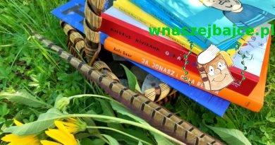 Garść nowości dla małych czytelników – Wydawnictwo WIDNOKRĄG