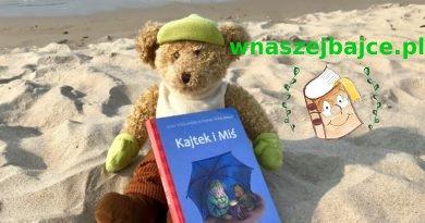 """""""Kajtek i Miś"""" – Wydawnictwo ZAKAMARKI"""