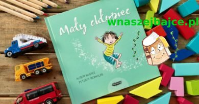 Mały chłopiec – Wydawnictwo MAMANIA