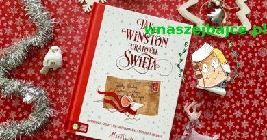 Jak Winston uratował Święta – Wydawnictwo ZIELONA SOWA