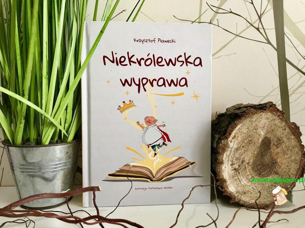 Niekrólewska Wyprawa Krzysztof Pławecki Patronat Bloga