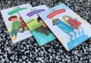 Książkożercy – 3 poziomowa seria do nauki czytania – Wydawnictwo WILGA
