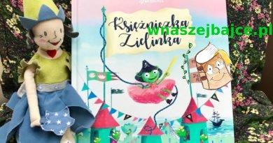 Księżniczka Zielinka – Wydawnictwo DWUKROPEK