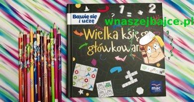 Wielka księga główkowania – Wydawnictwo Dwukropek