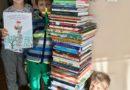 Najwyższa na świecie wieża z książek – Wydawnictwo PAPILON