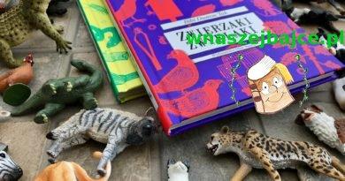 Zwierzaki cudaki i Zwierzaki zwyklaki – Wydawnictwo DWIE SIOSTRY