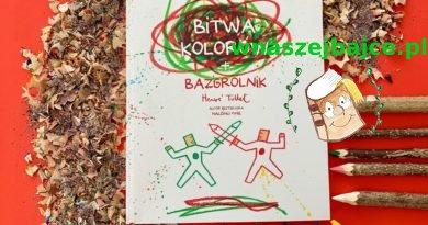 Bitwa kolorów + bazgrolnik – Wydawnictwo BABARYBA