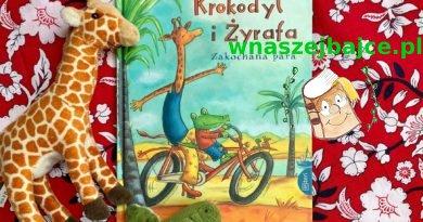 Krokodyl i Żyrafa. Zakochana para – wydawnictwo ESTERI