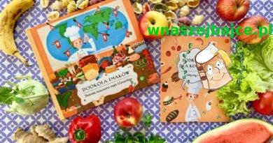 Dookoła smaków – Wydawnictwo ADAMADA – patronat bloga