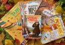 Piękne, jesienne nowości dla małych czytelników – Wydawnictwo ZIELONA SOWA