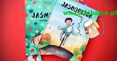"""""""Jaśminka uratowana świnka"""" i """"Jasnopióra uratowana kura"""" – pięknie ilustrowane książki oparte na prawdziwych historiach!"""