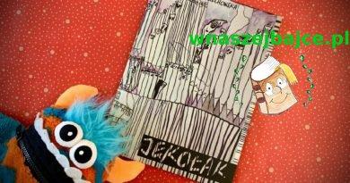 JĘKOŁAK – wyjątkowa książka zilustrowana przez dzieci! Wydawnictwo KURZA STOPKA