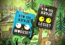 """""""Kto się kryje w wodzie?"""" i """"Kto się kryje w lesie?"""" – Cudowne książki POP-UP!  Wydawnictwo MAMANIA"""