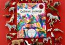 Gabinet zoologii – magiczne, trójkolorowe ilustracje! – Wydawnictwo DWIE SIOSTRY
