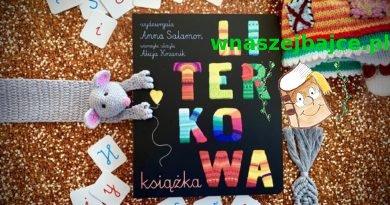 Literkowa książka – Wydawnictwo NASZA KSIĘGARNIA