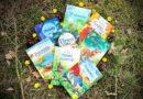 Młodzi przyrodnicy – pięknie ilustrowana seria książek dla najmłodszych dzieci – Wydawnictwo WILGA