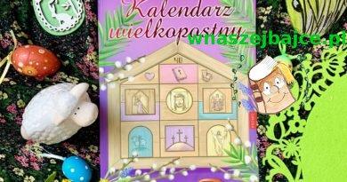 Kalendarz wielkopostny – Barbara Garczyńska