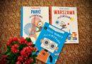 Niezwykłe książki z ruchomymi ilustracjami – Wydawnictwo WYTWÓRNIA