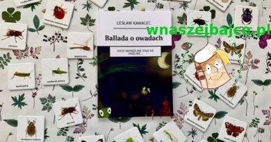 Ballada o owadach – Lesław Kawalec