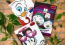 Trzy przygodowe powieści komiksowe – Wydawnictwo HarperCollins Polska