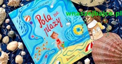 Pola na plaży – Wydawnictwo DWUKROPEK