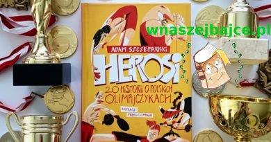 Herosi. 20 historii o polskich olimpijczykach – Wydawnictwo ZNAK EMOTIKON
