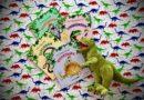 Kraina dinozaurów Ivara – Wydawnictwo CZARNA OWCA – 4 tomy
