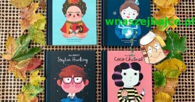 Seria książek Mali WIELCY – wspaniałe biografie dla najmłodszych czytelników – Wydawnictwo SMARTBOOKS