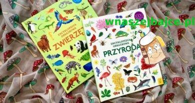 Encyklopedie obrazkowe ZWIERZĘTA i PRZYRODA – Wydawnictwo WILGA