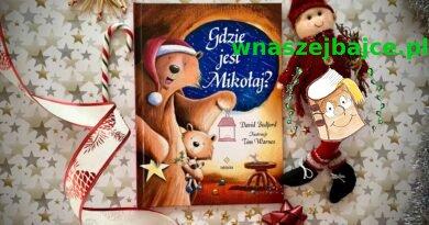 Gdzie jest Mikołaj? – Wydawnictwo TEKTURKA