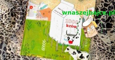 1000 krów – Wydawnictwo KINDERKULKA