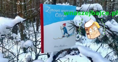Zimowa wyprawa Ollego – Wydawnictwo ZAKAMARKI